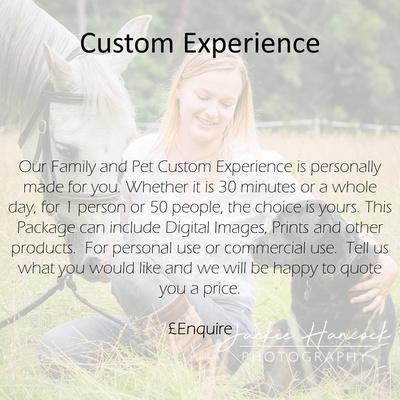 custom package - pets