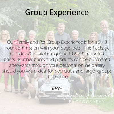 group package pets