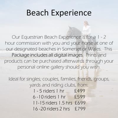 beach experience